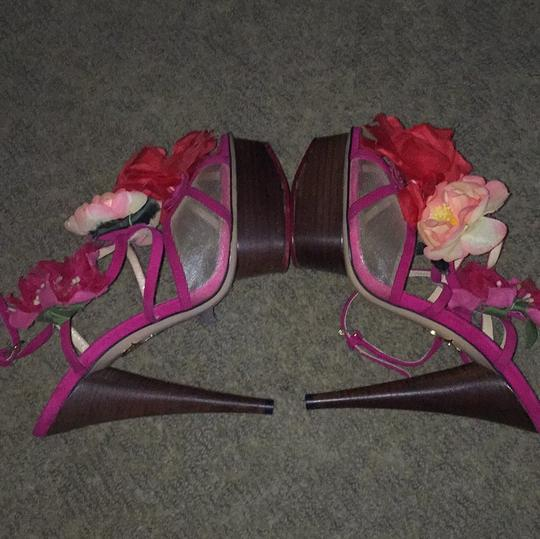 Charlotte Olympia Pink Sandals Image 10