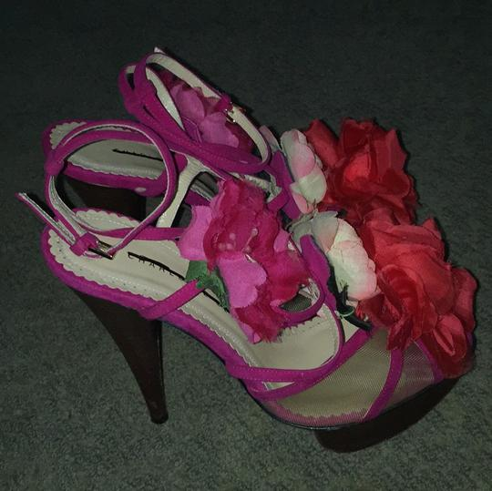 Charlotte Olympia Pink Sandals Image 4