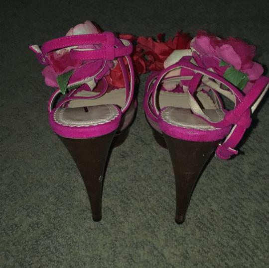 Charlotte Olympia Pink Sandals Image 6