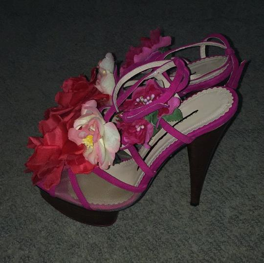 Charlotte Olympia Pink Sandals Image 7