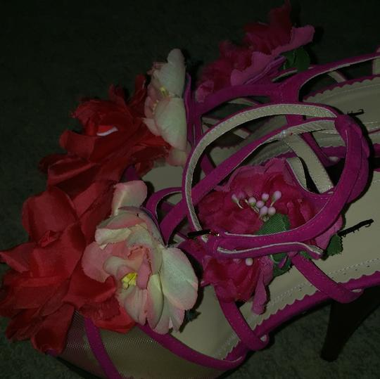 Charlotte Olympia Pink Sandals Image 8