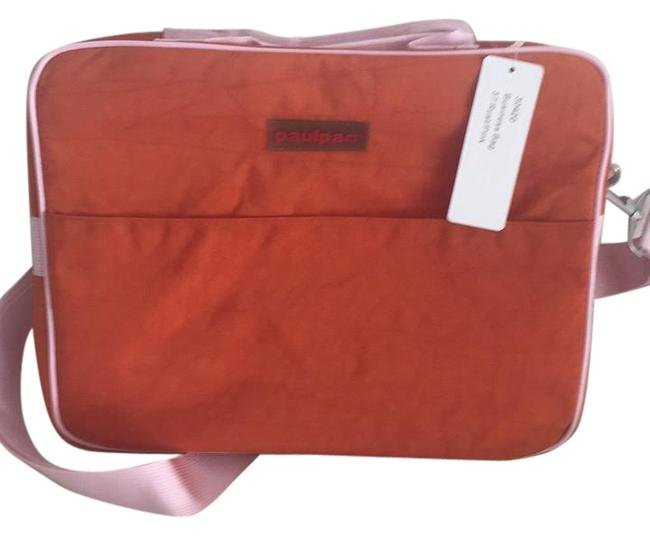 Business Rust Nylon Messenger Bag Business Rust Nylon Messenger Bag Image 1
