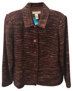 Appleseed's Tweed Red Blazer