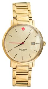 Kate Spade * Gramercy Grand Rose Dial Rose Gold-tone Ladies Watch