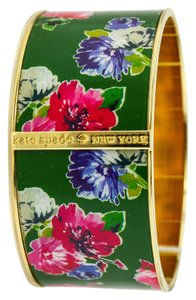 Kate Spade * Multi Color Paper Bangle.
