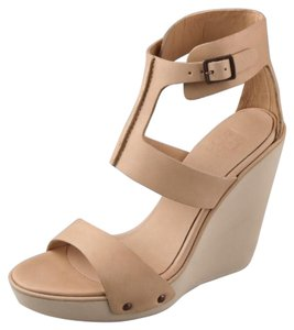 JOE'S Jeans Nude Wedges
