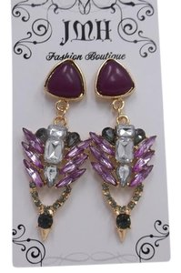 Tech Design Fashion Earrings w Free Shipping