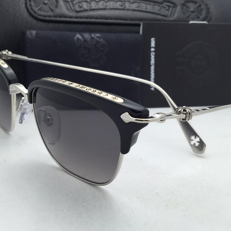 Chrome Hearts Sluntradiction Bk/Ss-s Black & Silver W/Grey Fade Bk ...