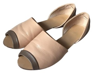 Steven by Steve Madden Taupe Flats