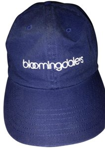 Bloomingdale's Bloomingdale's Baseball style Hat with adjustable fit.