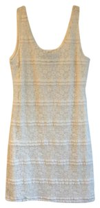 Forever 21 short dress Ivory on Tradesy