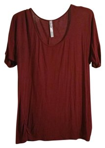 Andrea Ruching Tunic