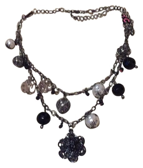 Preload https://img-static.tradesy.com/item/18893032/candie-s-antique-silver-necklace-0-1-540-540.jpg