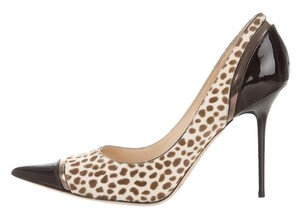 Jimmy Choo Lumina Cheetah Pumps