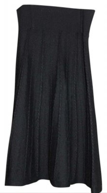 Lapis Skirt Black