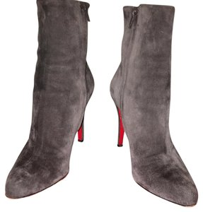 Christian Louboutin Grey Boots