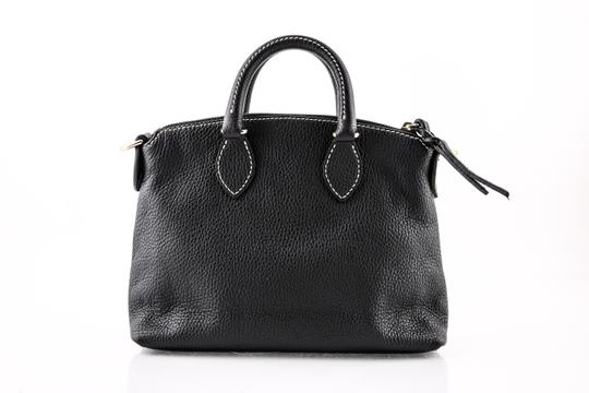 Dooney & Bourke Dillen Satchel in BLACK Image 3