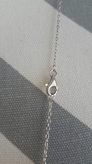 Other Dainty Layered Stone Bar Necklace Image 4