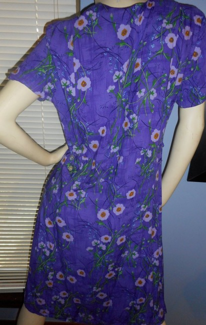 JBS Limited Floral Mother Of Pearl Or Party Like New Dress Image 2