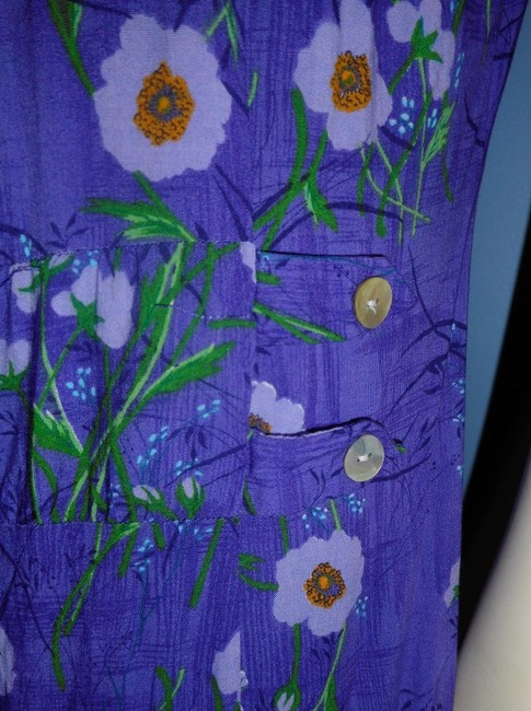 JBS Limited Floral Mother Of Pearl Or Party Like New Dress Image 3