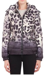 Moncler Winter Trendy Chic Popular Black and white Jacket