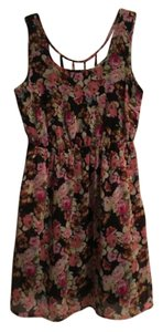 Band of Gypsies short dress Floral on Tradesy