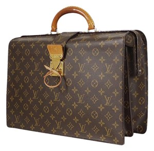 Louis Vuitton Serviette Fermoir Briefcase Laptop Bag