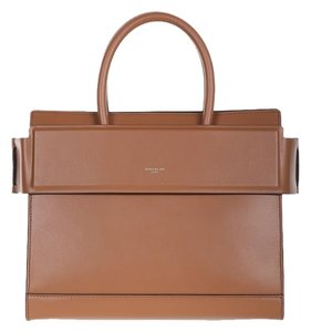 Givenchy Leather Tote in Caramel