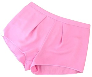 Clover Canyon Mini/Short Shorts Pink