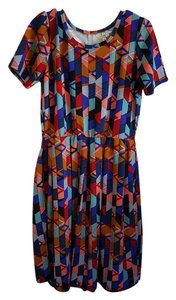 LuLaRoe short dress Multi on Tradesy