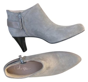 Cole Haan Ankle Grey Boots