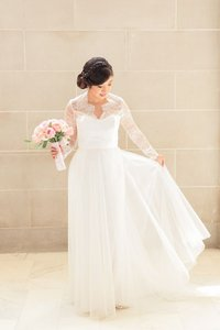 Trish Lee Isabella Gown Wedding Dress