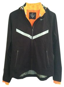 Nike Deep Plum Orange Silver Jacket