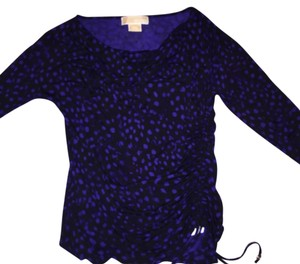 MICHAEL Michael Kors Top Purple black