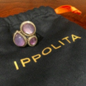 Ippolita Stella Diamond & Mother Of Pearl Ring