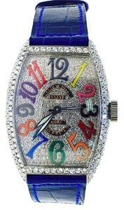 Franck Muller Franck Muller Color Dreams Diamonds Automaitc Watch 5850