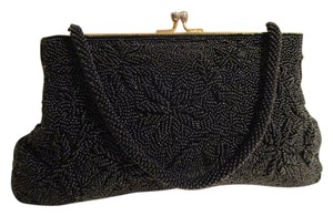 Other Vintage Beaded Evening Clutch Baguette