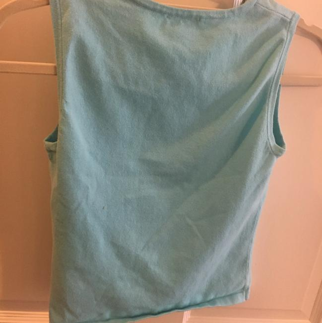 Lilly Pulitzer Top Blue Image 4