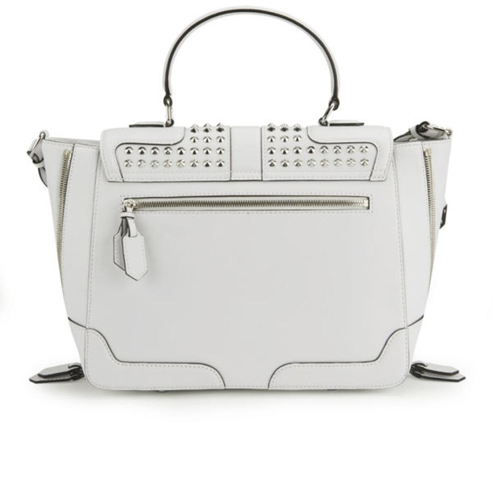 Rebecca Gray Satchel Elle Studded Minkoff Leather ZxTRZqpFWw