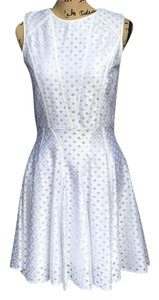 Cynthia Rowley short dress White on Tradesy