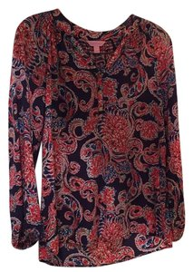 Lilly Pulitzer Top Red