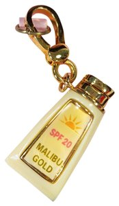 Juicy Couture Juicy Couture Malibu Tan Oil Charm