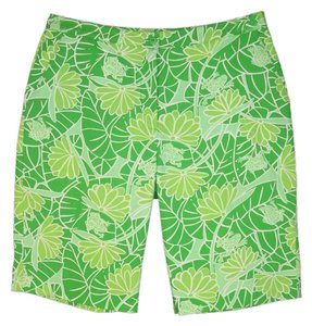 Lilly Pulitzer Cotton Frogs Shorts