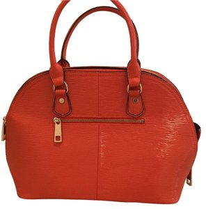 Tiffany & Fred Satchel in Orange