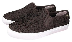 Tory Burch Sneakers Roses Texti E brown Flats