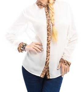 Button Down Shirt white