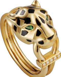 Cartier PANTHERE DE CARTIER RING B4096700