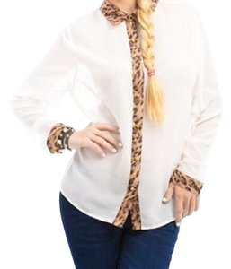 Other Button Down Shirt white
