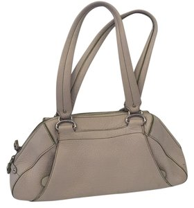 Cole Haan Satchel in Cream