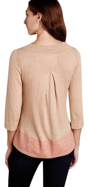 Preload https://img-static.tradesy.com/item/18913471/anthropologie-bronze-evi-cashmere-blend-angel-of-the-north-sweaterpullover-size-12-l-0-1-650-650.jpg